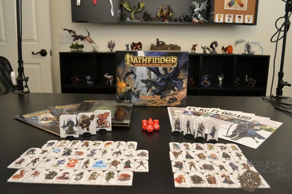 Pimping the Pathfinder Beginner Box | Happy Jacks RPG Podcast Forum
