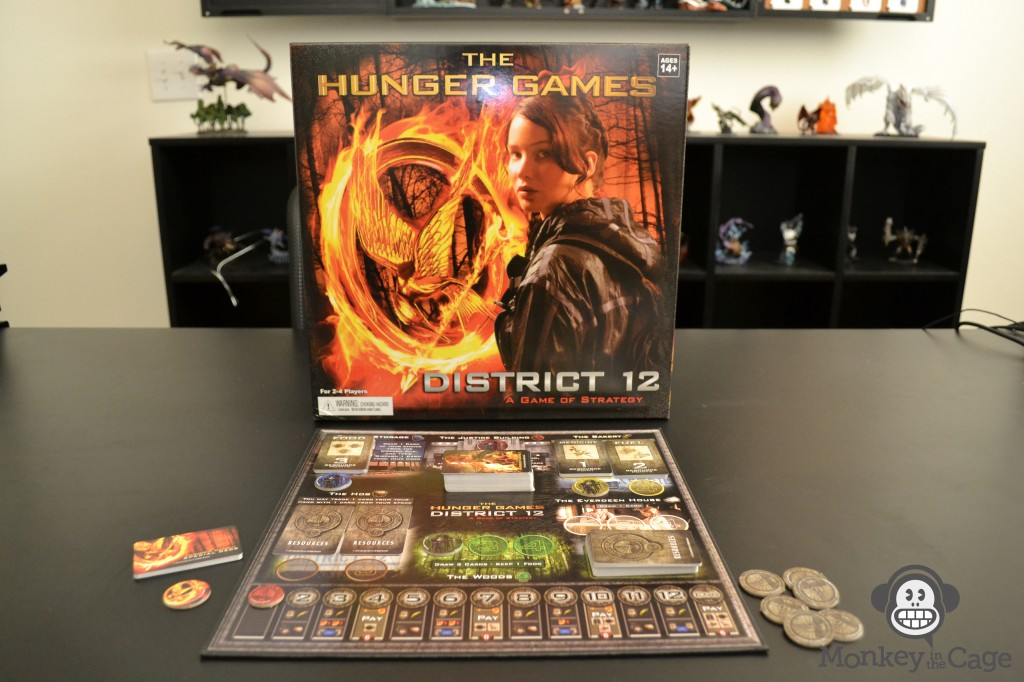 District 12 also by Wizkids