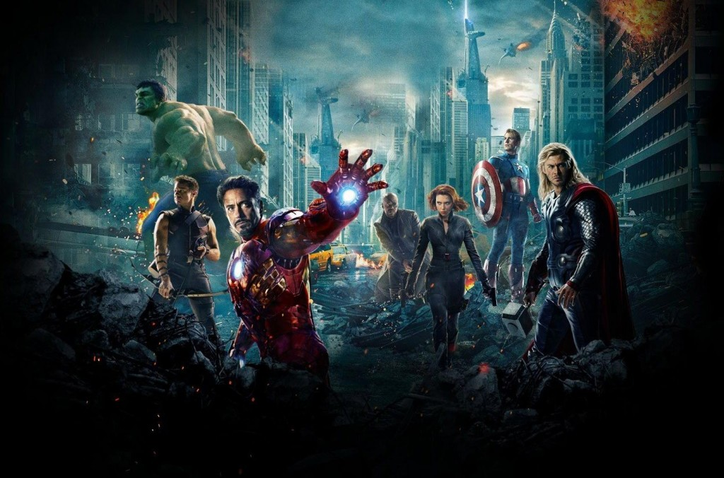 The Avengers set to release May 4, 2012