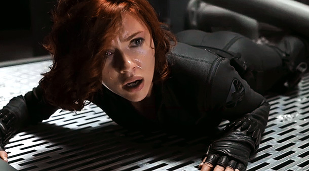 Black Widow Scarlett Johannson (3)