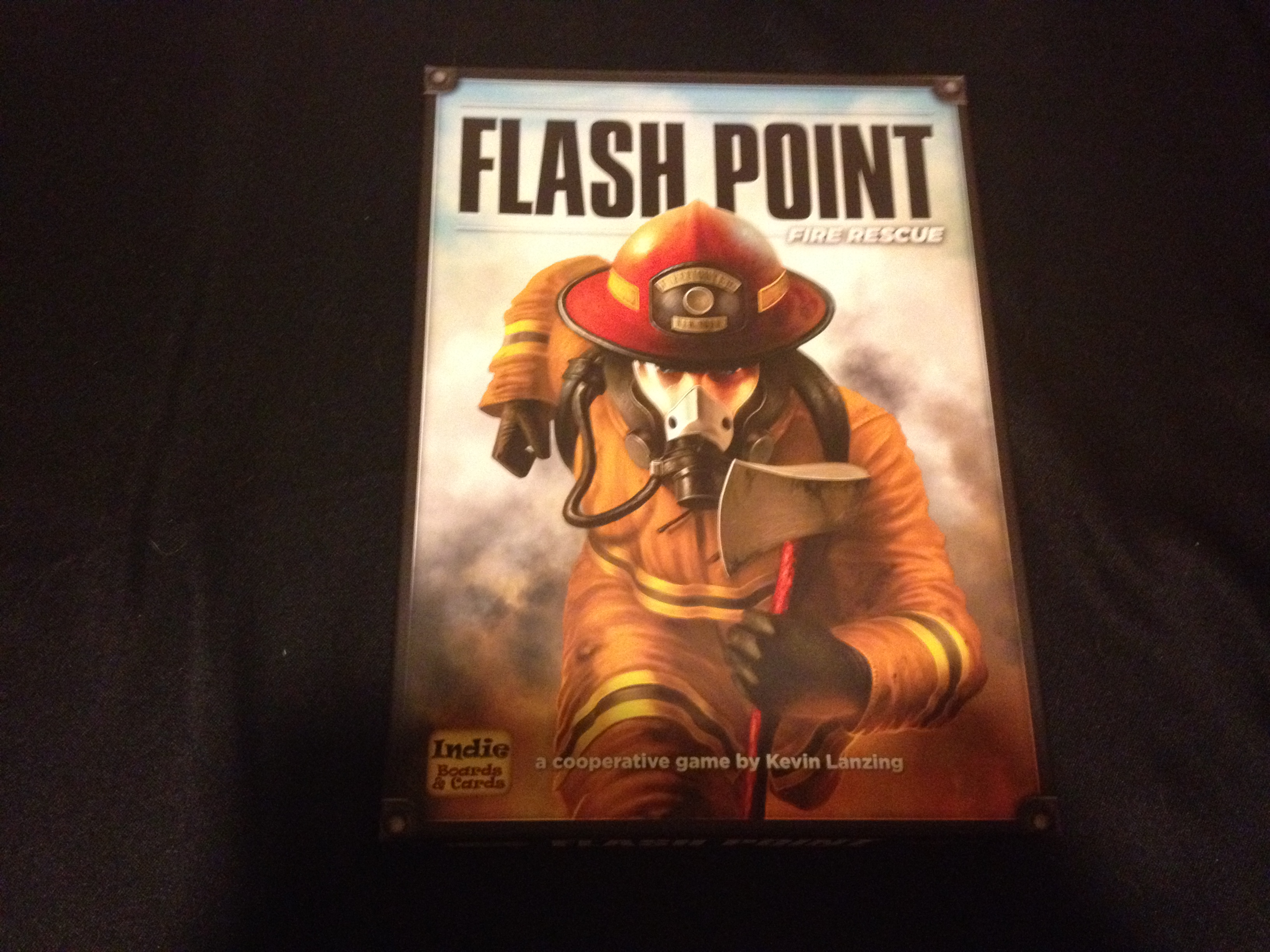 Flash Point - Box