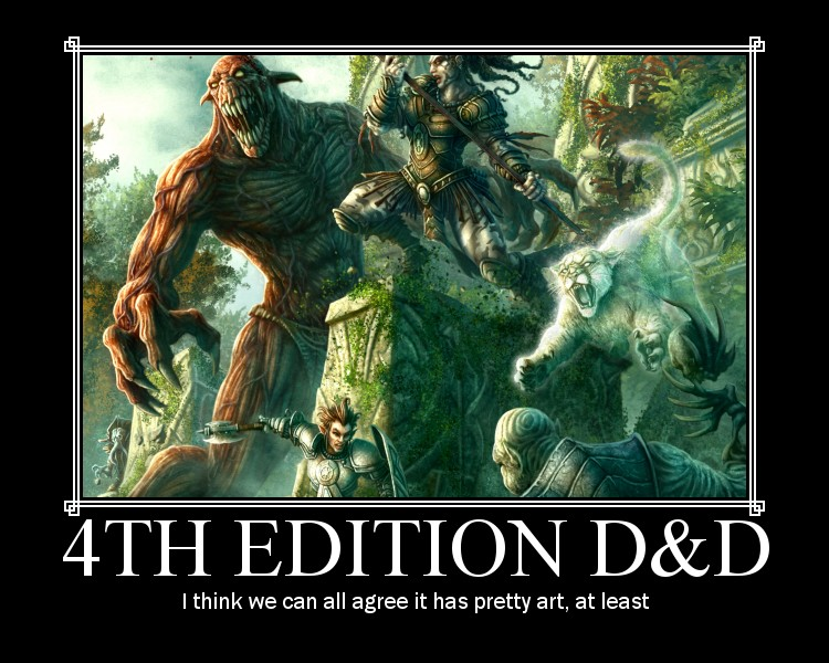 Dungeons and Dragons, 4E, Art, Gaming, DnD Next, GenCon