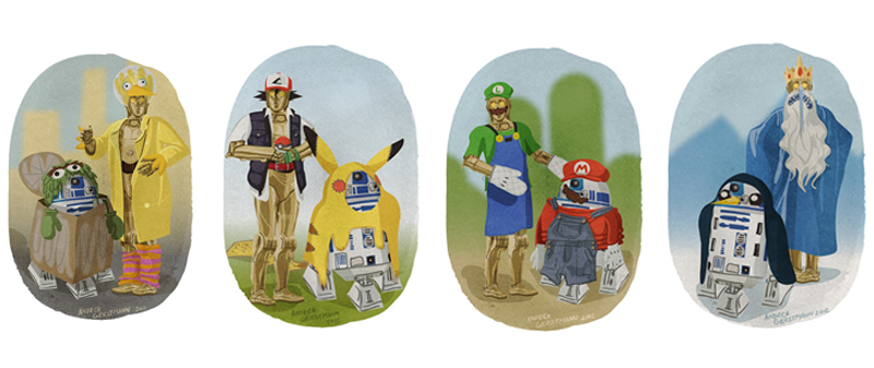 Droids-In-Costumes-By-Andrea-Gerstmann