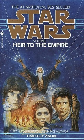 The Thrawn Trilogy by Timothy Zahn. These are the books that started