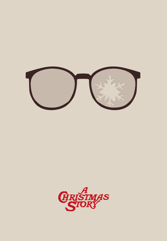 A Christmas Story Alternate Movie Poster by Vincent Gabriele ...