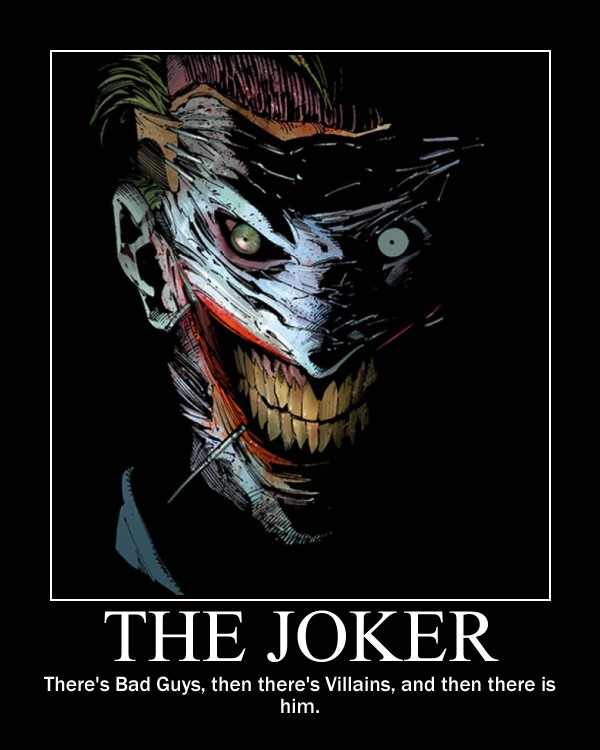 The-Joker-Villain-Demotivator
