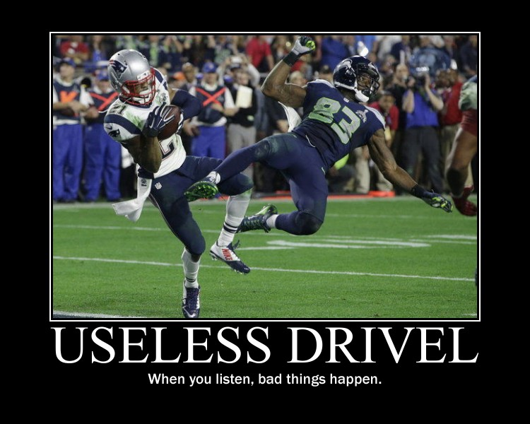 Useless Drivel Seahawks