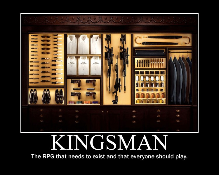 Kingsman RPG