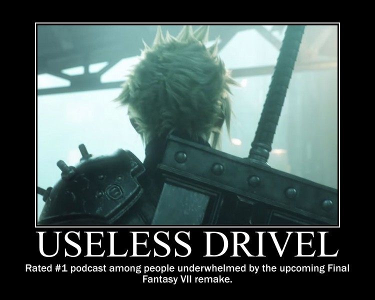 FFVII Useless Drivel