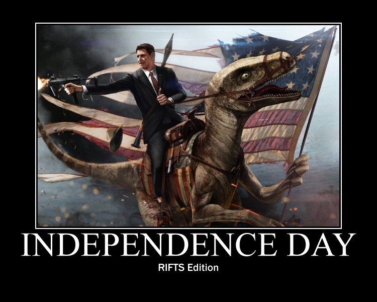 Rifts Independence Day