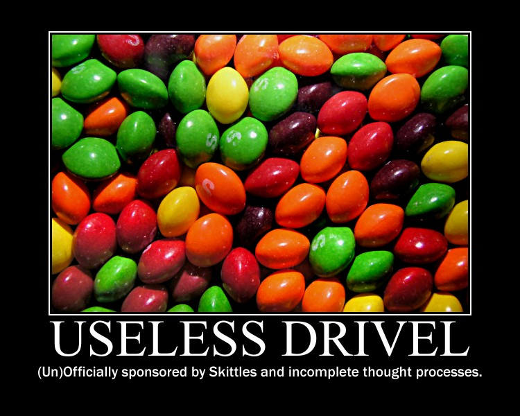 Useless Drivel Skittles