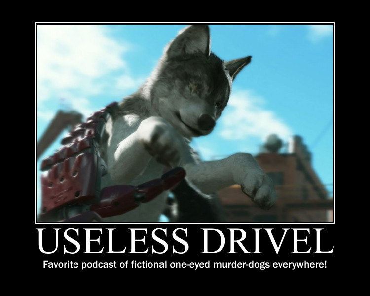 Useless Drivel Murder Dog