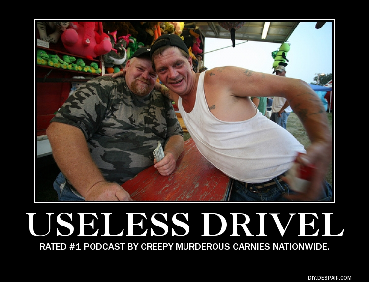 Useless Drivel Carnies