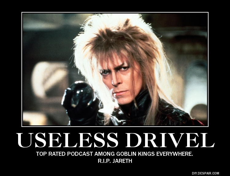 Useless Drivel Goblin King