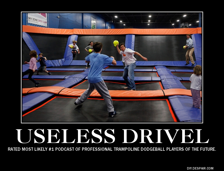 Useless Drivel Trampoline Park
