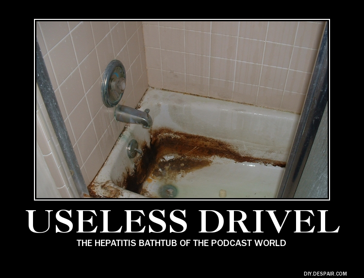 Useless Drivel Hepatitis Podcast
