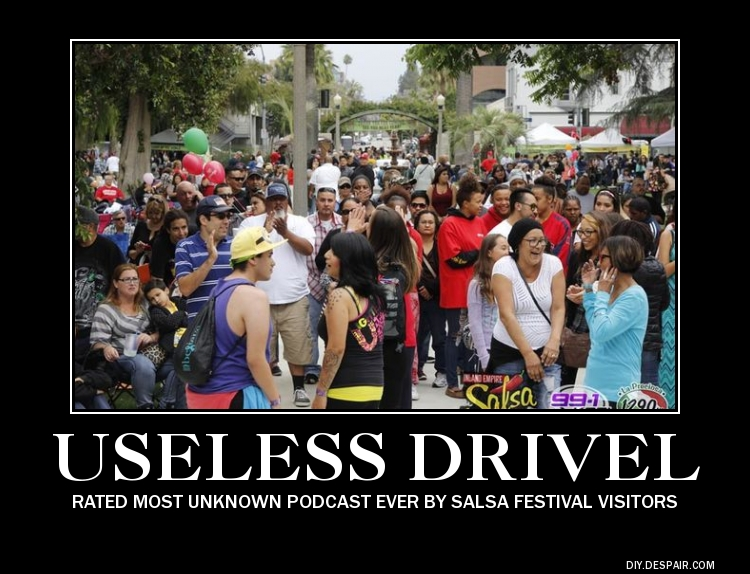 Useless Drivel Salsa Festival