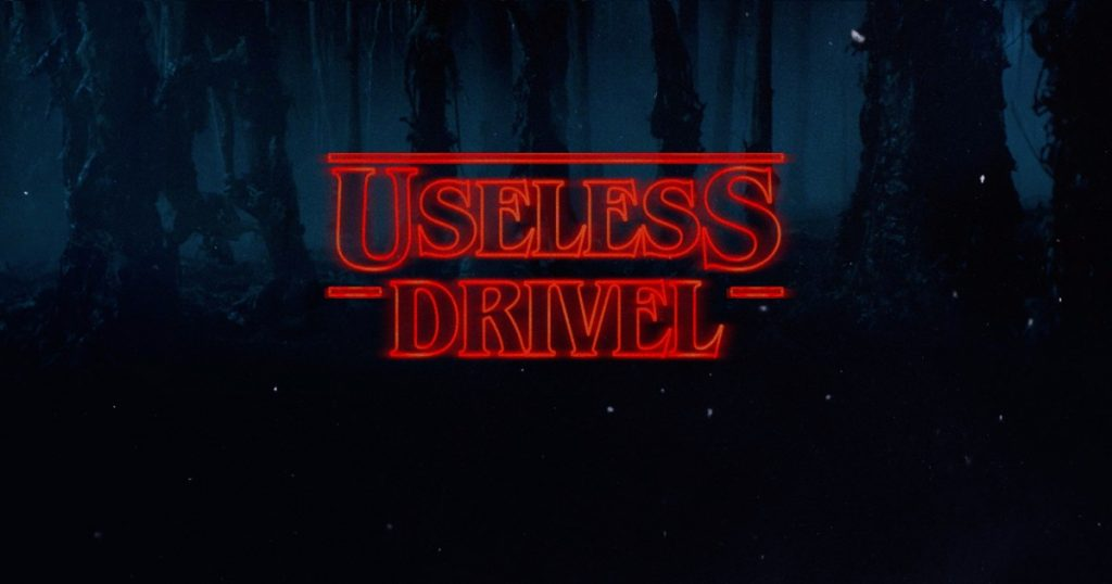 useless-drivel